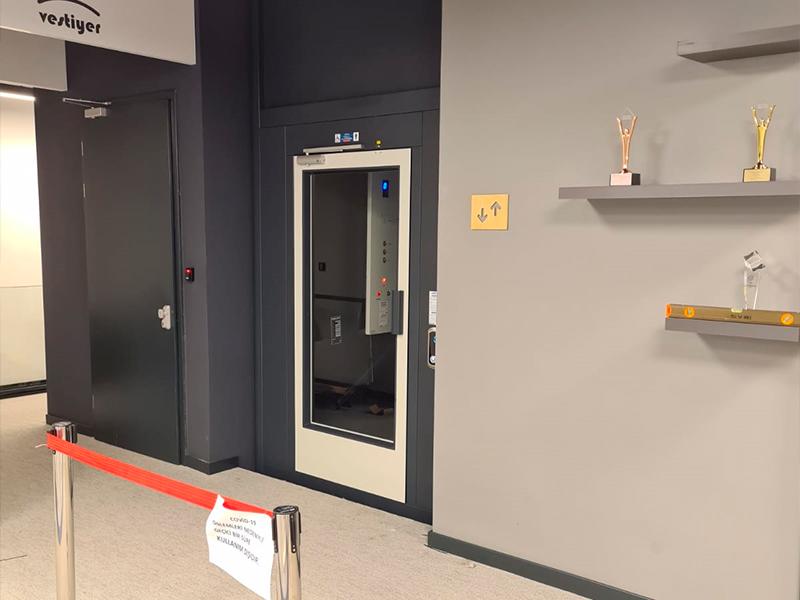 ofis asansörü