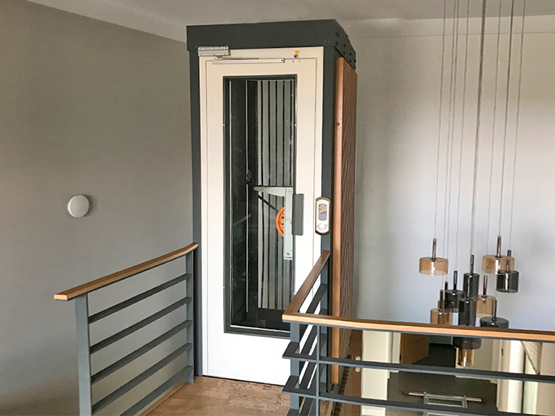 hidrolik ev asansörü